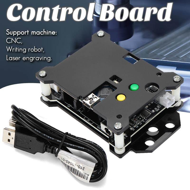 2 trục GRBL Bảng Mạch Điều Khiển USB CNC Card Điều Khiển Xay Laser Khắc Máy