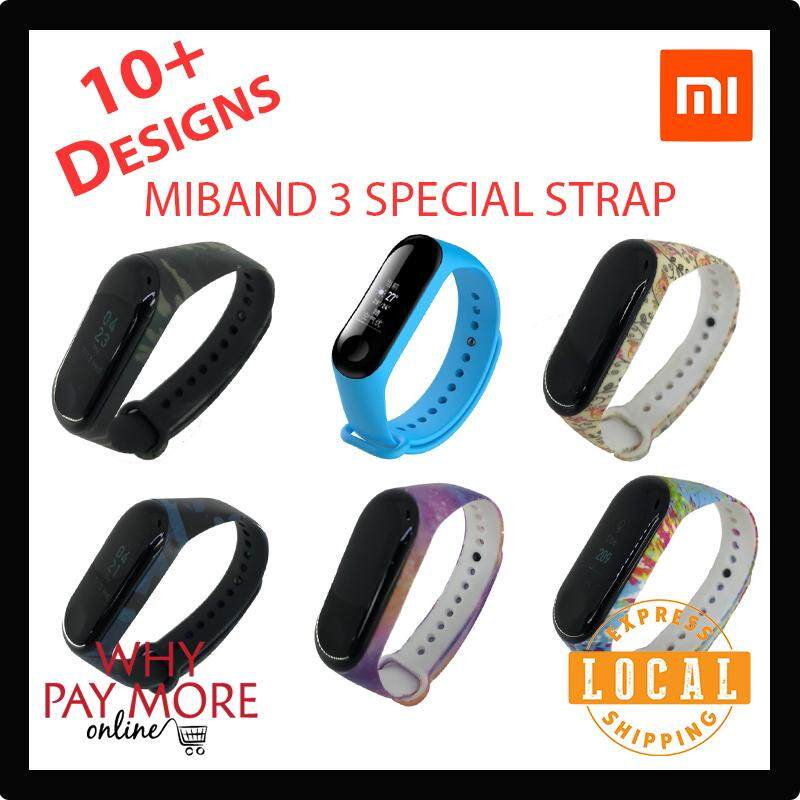 Xiaomi Mi band Special Design Replacement Strap Miband 1S 2 3
