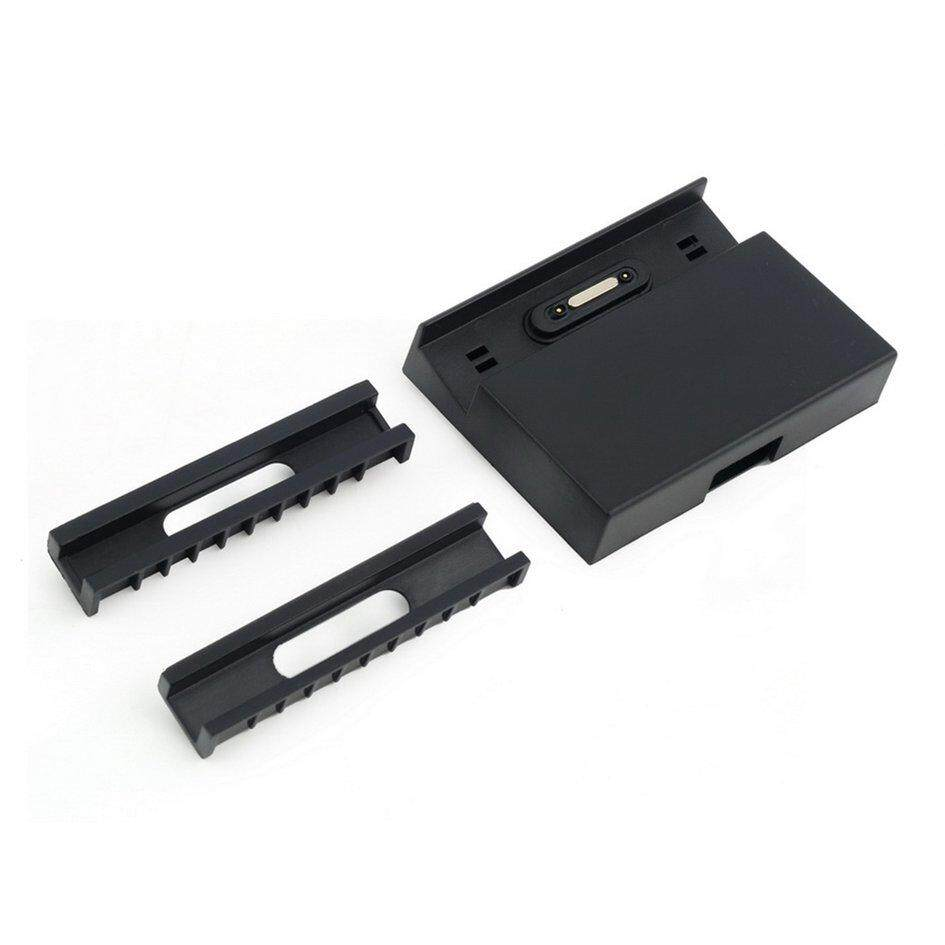 O Magnetic Cradle Dock Charger To Pengisian Stan Sony Xperia Z2BT-SNDK36D- Internasional