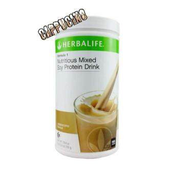 Herbalife formula 1 Cappuccino Canister 550g (Ready stock)