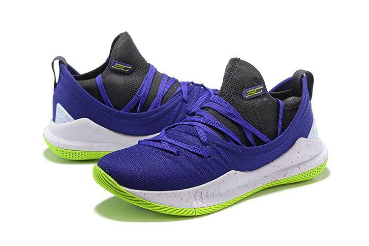 0440b26a43a9 Under Armour Original Stephen Curry Curry 5 Low Top SC Men s Basketaball  Shoe Discounted EU 40