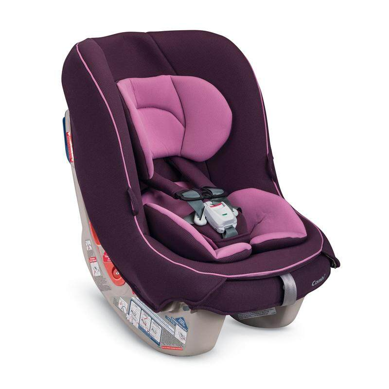 Low Price! Combi coccoro S Baby Car seat 0-4 years Max weight 18 kg 114456 Purple Stick New