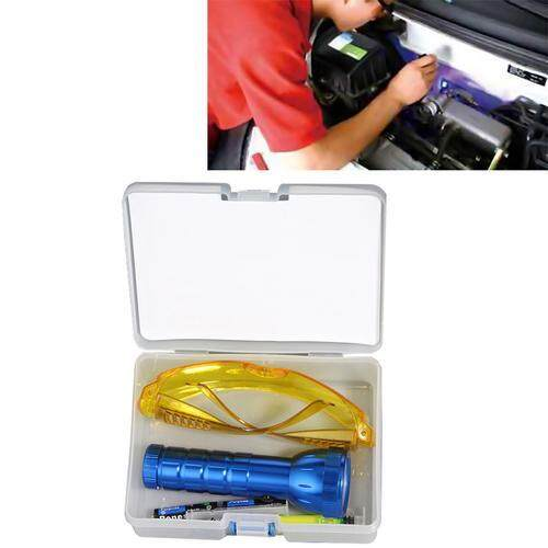 RYT Automotive Car R134A R12 Air Conditioning A/C System Leak Test Detector Kit 28