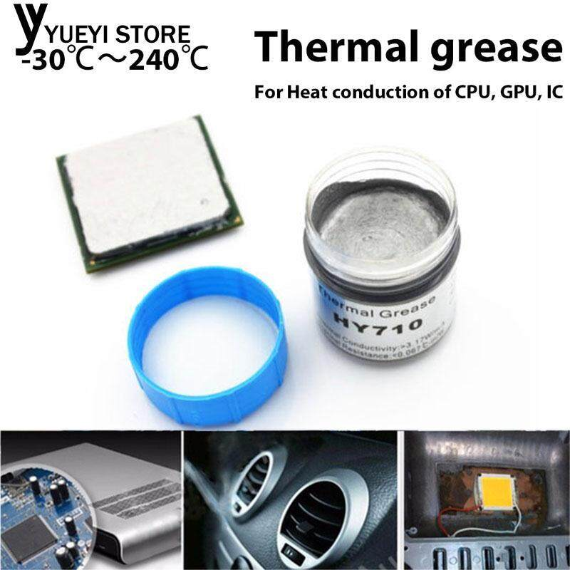 YYSL CPU GPU IC Intel AMD Thermal Grease Thermal Compound Paste 20g