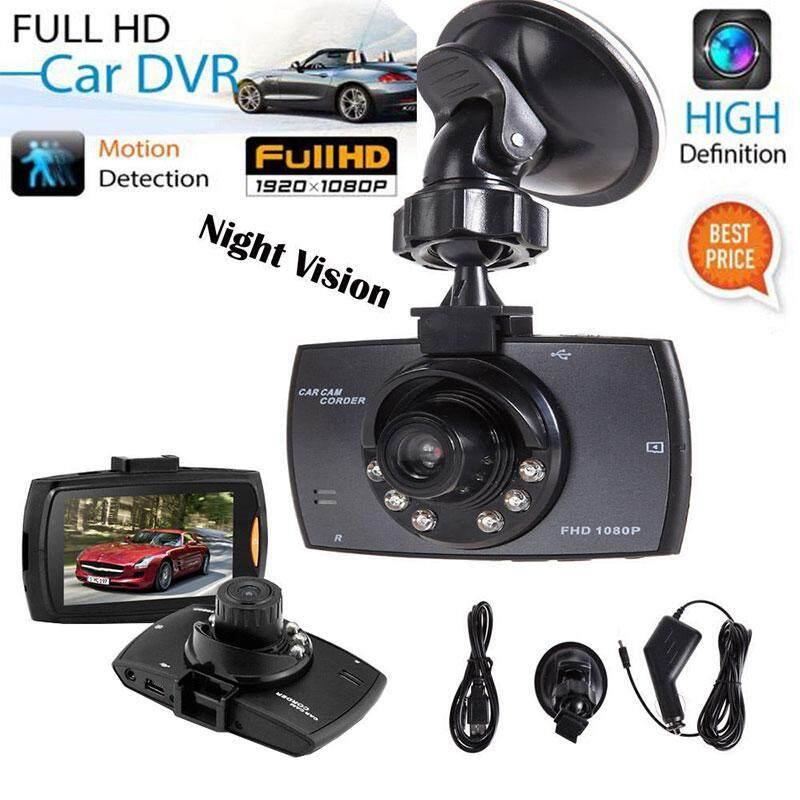 1080p 2.2 Screen Auto Car Vehicle Dash Cam Ir Lcd Camera Crashcam G-Sensor Dvr By Mayler Store.