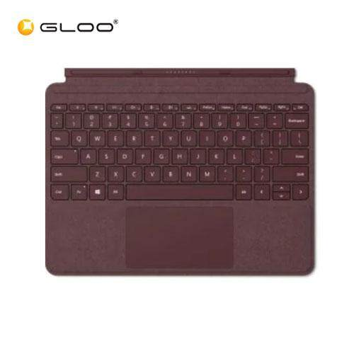 Microsoft Surface Go Signature Type Cover Burgundy - KCS-00055