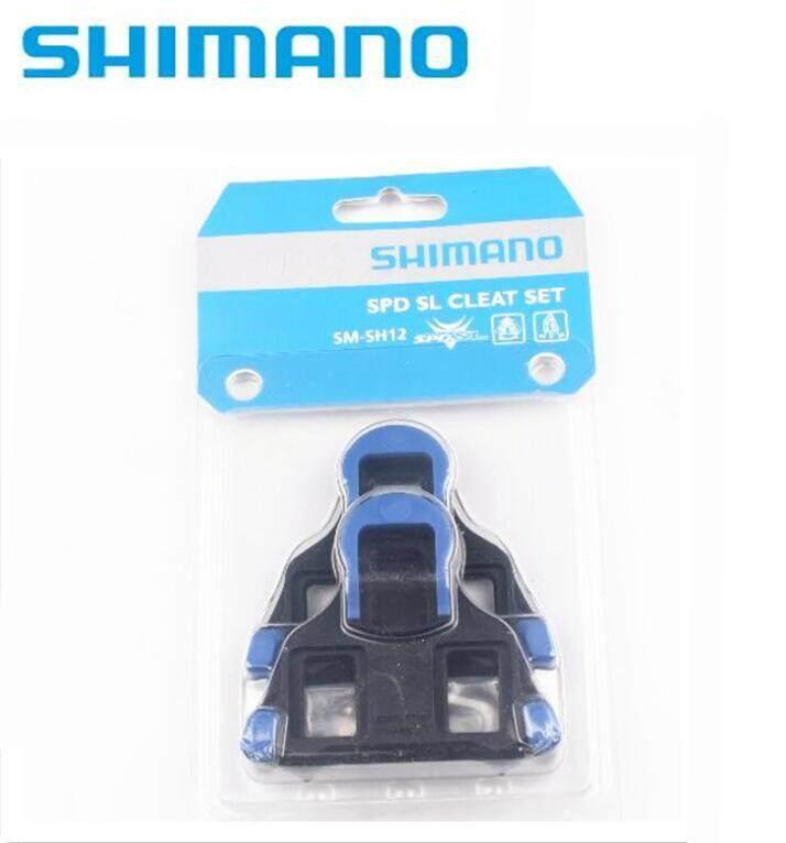 c27398d40 Genuine Shimano cleats spd SPD-SL sh10 sh11 sh12 Road Bike Pedal Cleats  Dura Ace
