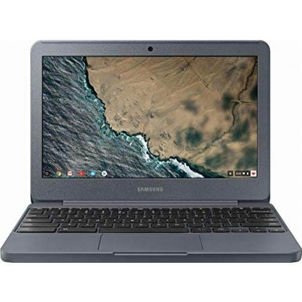 Samsung Chromebook 3 XE501C13-K02US, Intel Dual-Core Celeron N3060, 11.6 HD, 4GB DDR3, 32GB eMMC, Night Charcoal