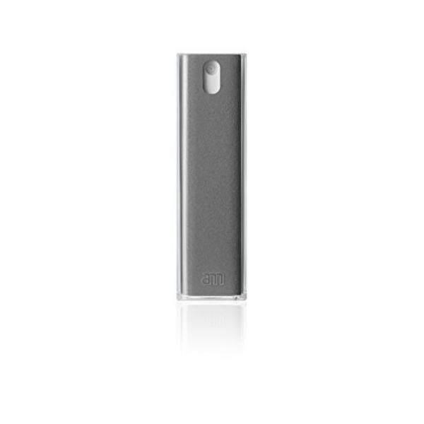 Microfiber Screen Cleaner Mist For Phones, Laptops & Desktops - Portable & Compact (Grey) - intl