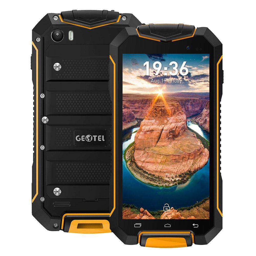 GEOTEL A1 Smartphone Android 7.0 4.5 inch MTK6580 1.3GHz Quad Core 1GB RAM 8GB ROM IP67 Waterproof Dustproof