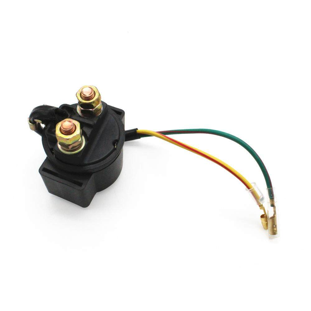 Features Areyourshop Starter Relay Solenoid For Honda Cb 400 450 550 Gb500 Wiring Fits Trx400ex Trx Ex Fourtrax 1999 2004 Atv