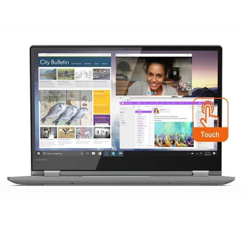 Lenovo Yoga 530-14IKB 81EK00A6MJ 14 FHD Touch Laptop Black (i5-8250U, 4GB, 256GB, MX130 2GB, W10) Malaysia