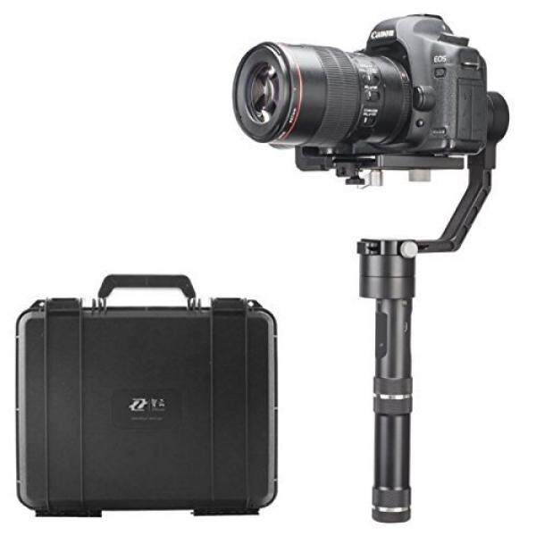 Zhiyun CRANE V2 3-Axis Handheld Stabilizer Gimbal untuk DSLR Kamera Mirrorless Hingga 3.96 Lbs, Yaitu canon M, Sony A7, Nikon J Panasonic Lumix (Versi Terbaru)