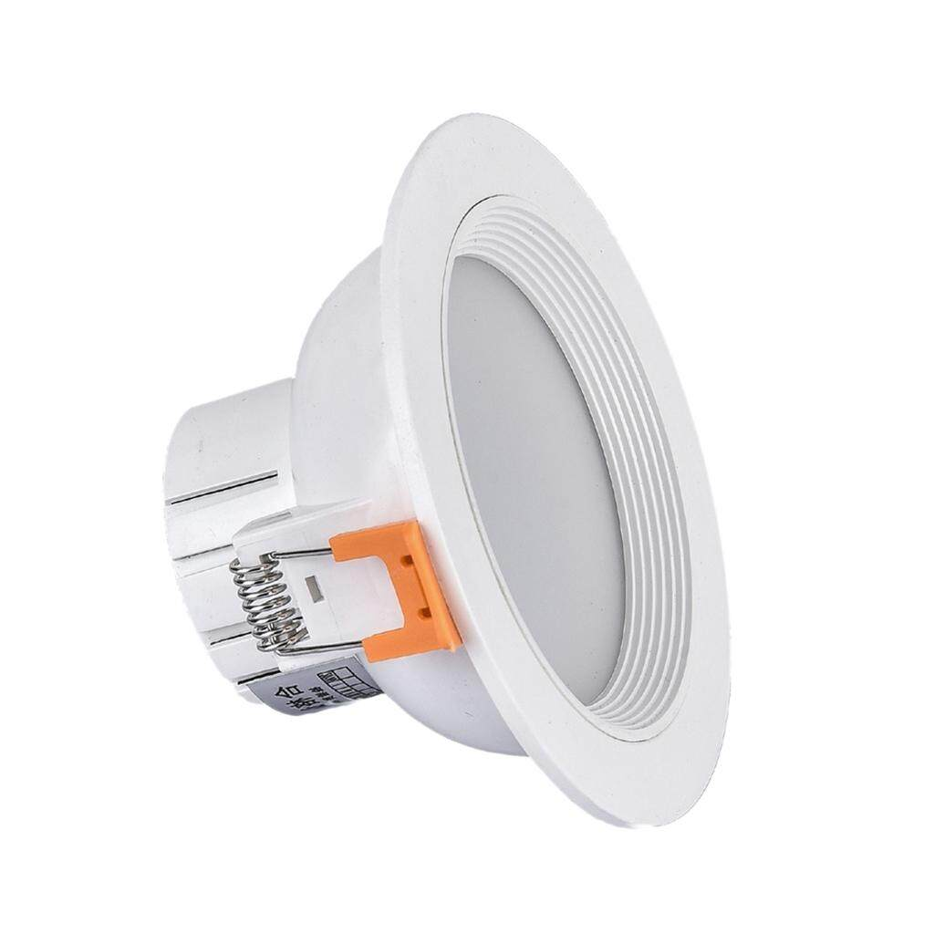 BolehDeals 5W 7W LED Mounted Ceiling Light Radar Induction Motion Sensor Downlight Lamp