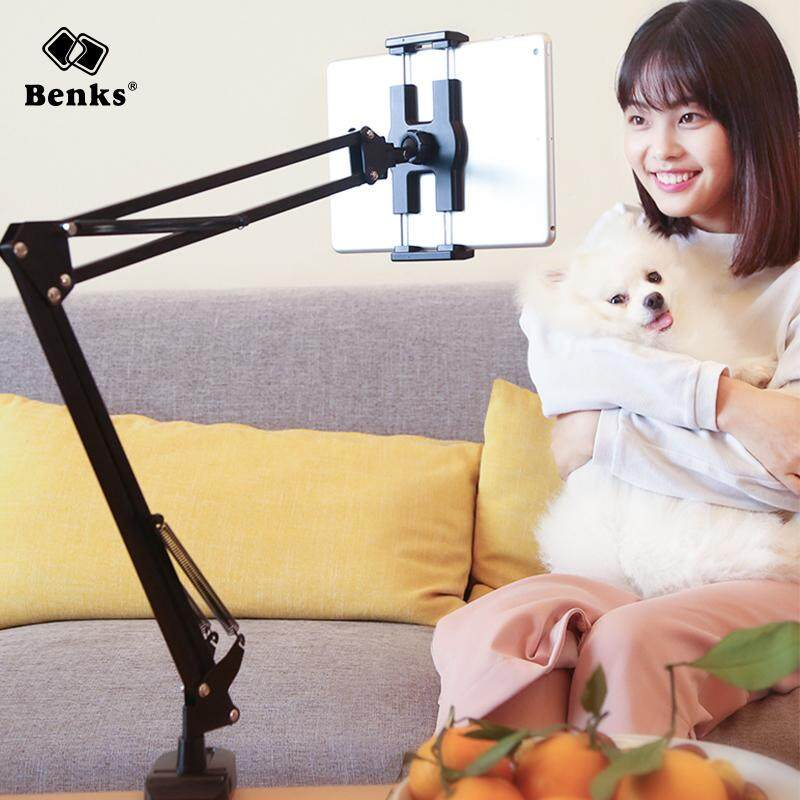 Hình ảnh Benks 360 Quay Linh Hoạt Đa Năng Di Động Điện Thoại cho Webcast Giường Bàn Tay Dài Giày Lười Cho Iphone X Samsung iPad