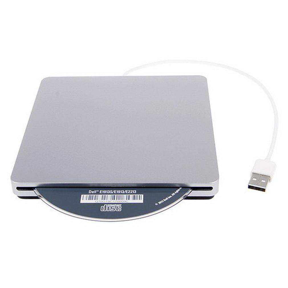 Hot Sales USB External Slot in DVD CD Drive Burner Superdrive for Apple Thin