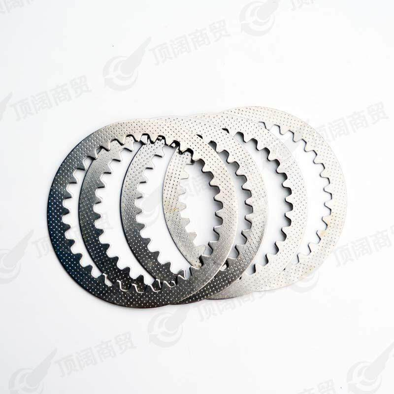 Motorcycle Accessories King Gs 125 Diamond Leopard Hj 125 K Clutch Small Ancient Friction Plate Gn 125 Iron Plate By Bestcheerful.