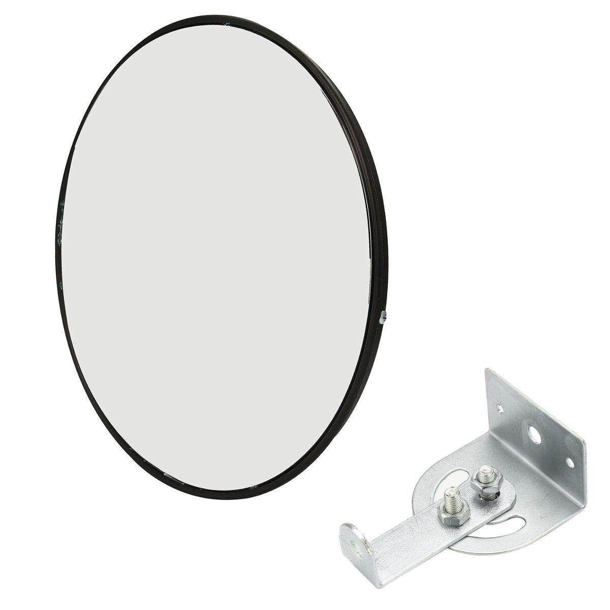 30/45/60cm Traffic Safety Wide-Angle Mirror Angle Convex Security Wall Dome 60cm By Glimmer.