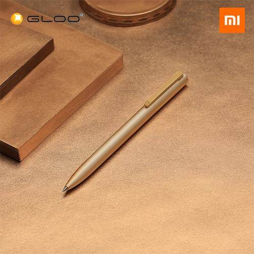 Xiaomi Mi Aluminum Rollerball Pen Gold (Original Mi Malaysia)