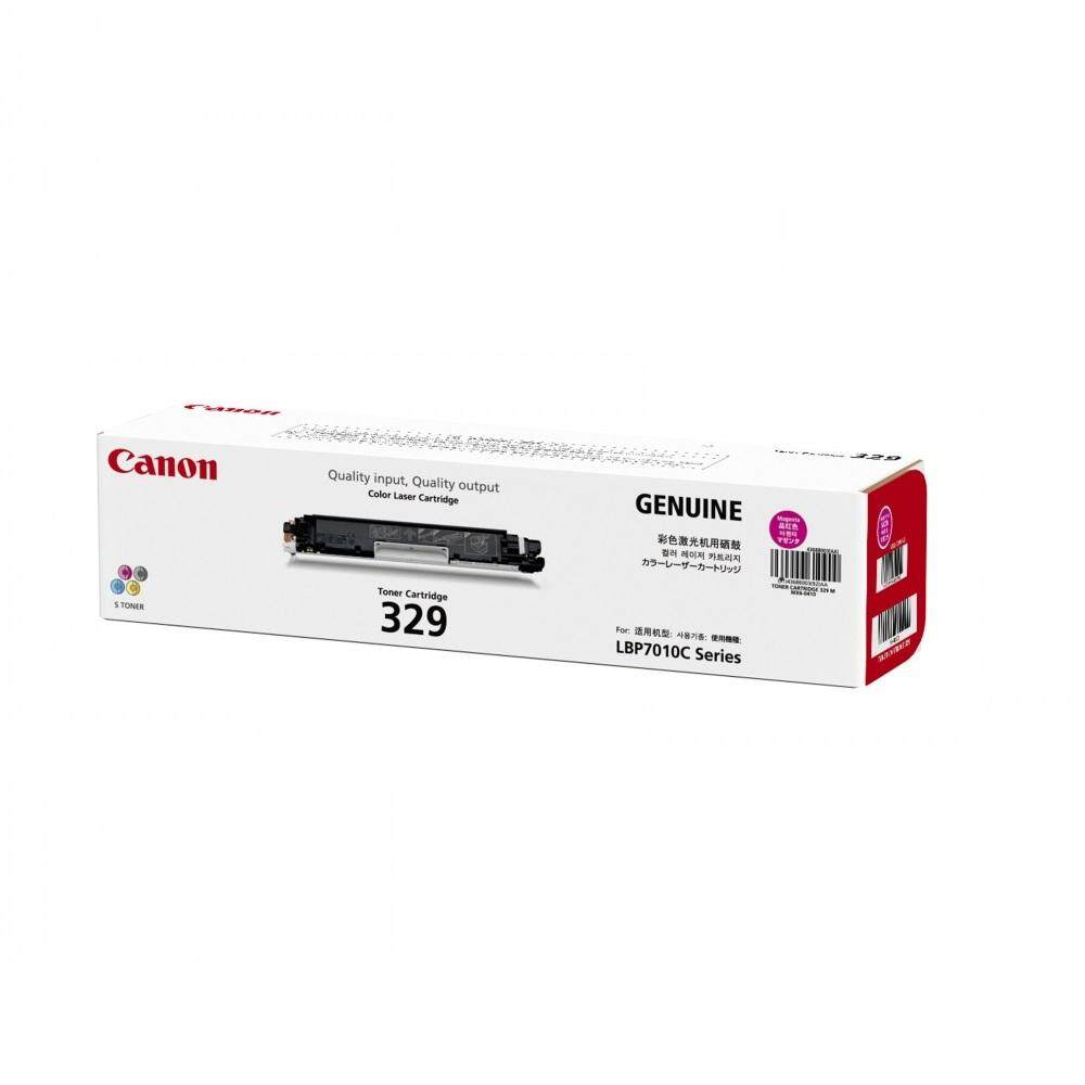 Canon Original Color Cartridge 329 Magenta Laser Toner for imageCLASS LBP7018C
