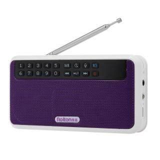 Loa Bluetooth không dây Rolton E500 6W tích hợp radio FM thumbnail