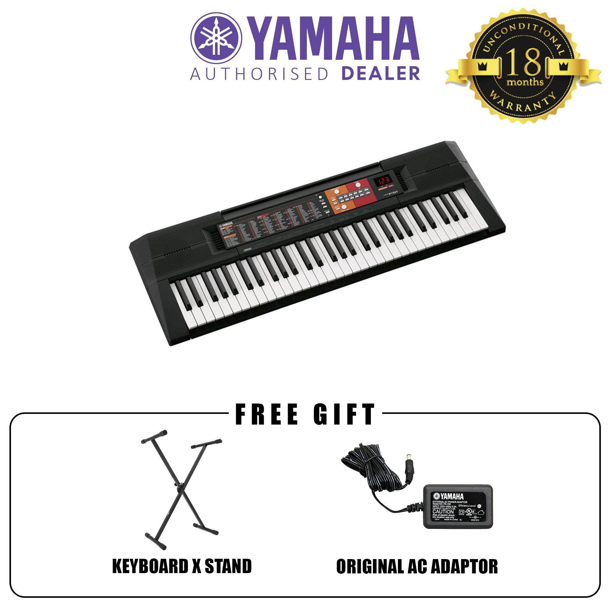 Features Yamaha Psr S970 Arranger Workstation 4 In 1 Super Value F51 Portable Keyboard 3 Beginner Package Psrf51