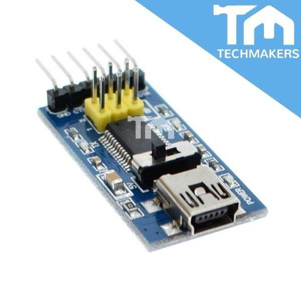 FTDI USB to TTL Serial Converter Adapter Module FT232RL Malaysia