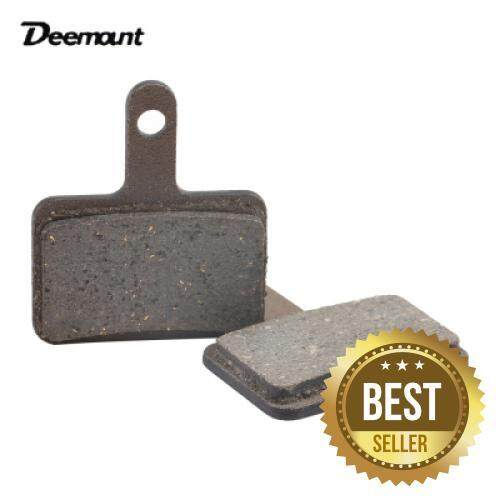 Deemount KMJG - 003 Professional Resin Bicycle Disc Brake Pad Low Noise (BLACK)