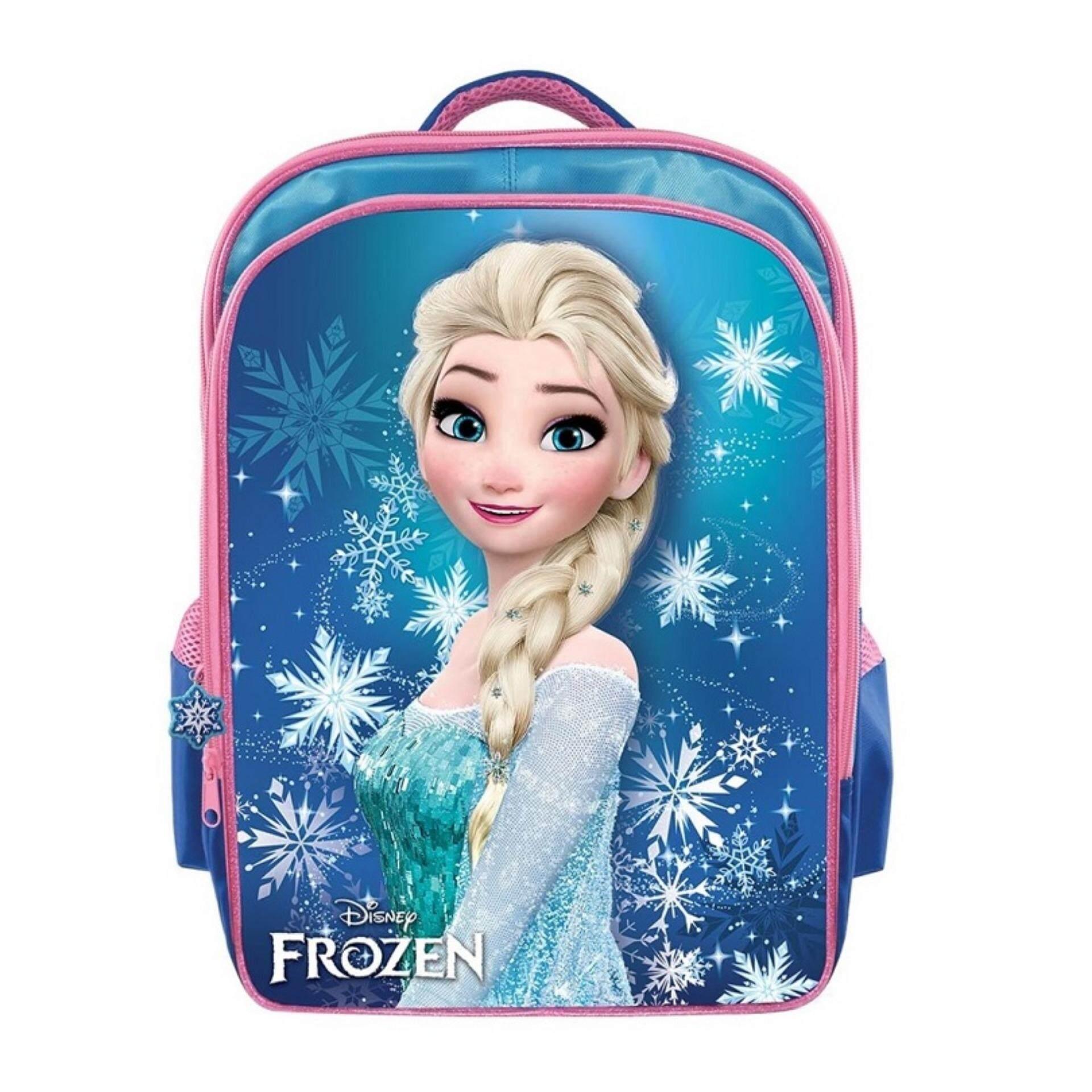Disney Princess Frozen Primary School Bag Backpack - Elsa