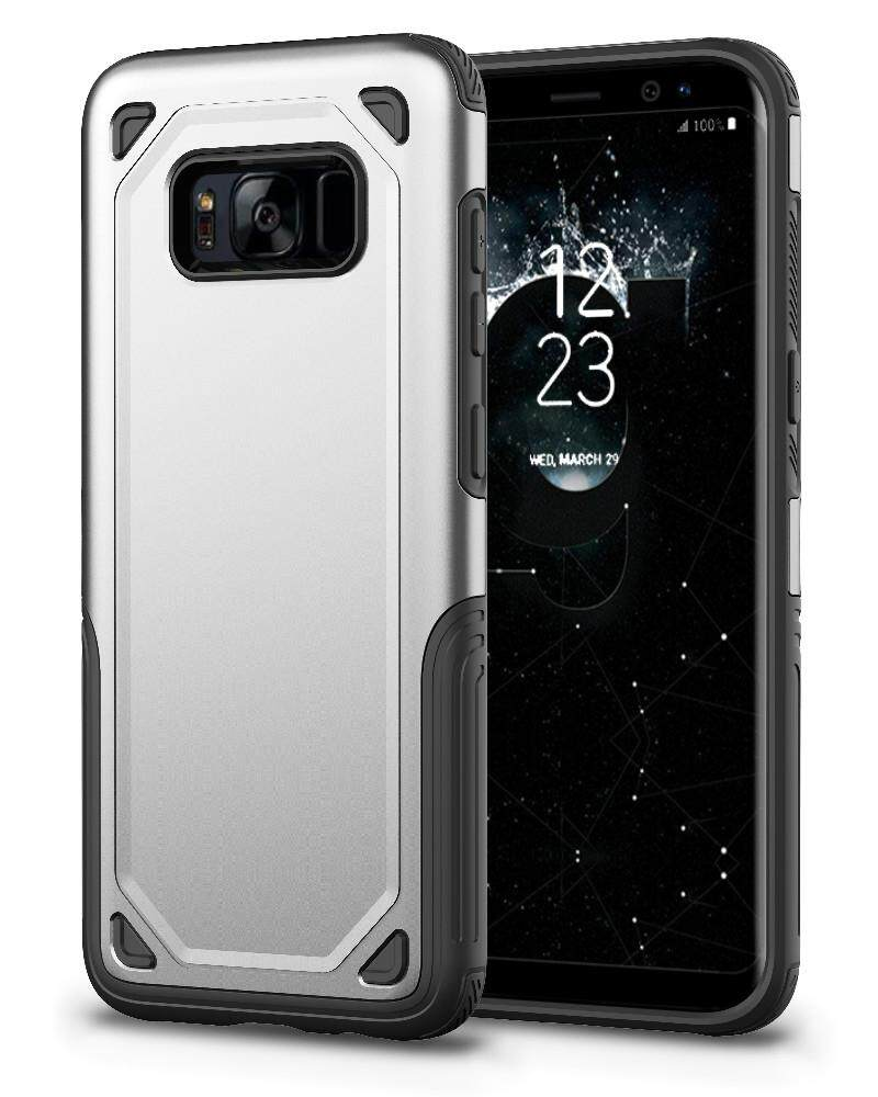 Fitur Luxury Robot Shockproof Armor Phone Case For Samsung Galaxy S8