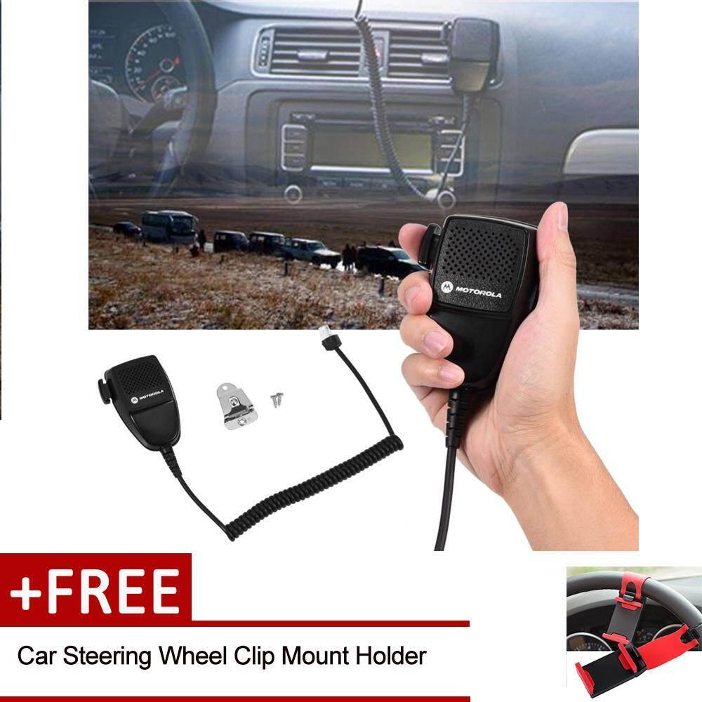 EASYBUY TERSEMBUNYI MIKROFON HEADSET DAN EARPHONE TABUNG AKUSTIK PTT 2 PIN UNTUK MOTOROLA . Source · Car Speaker Microphone Mic for GB338/GM950 ?