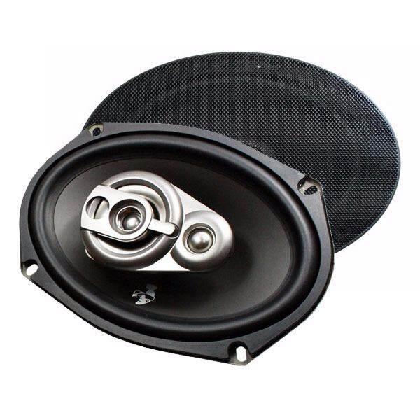 "MOHAWK MOD-693 DIAMOND Series 6""x9"" 3-Way Mid Bass Speaker (1Pair)"