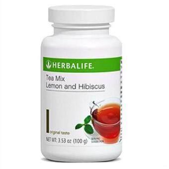Herbalife Lemon & Hibiscus Tea Mix 100g
