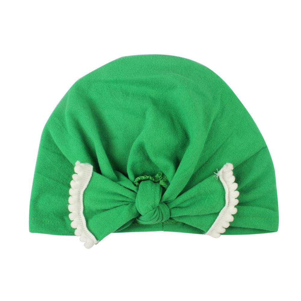Ta Bayi Baru Lahir Turban Pita Topi Simpul Beanie Lucu Kepala Warp Cap . f1bf01f2f2