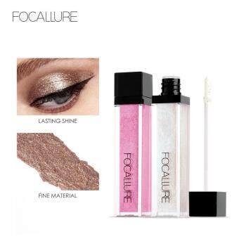 Đánh giá Focallure Glitter & Glow Liqud Eyeshadow Makeup Lasting Waterproof Eye Shadow #01 - intl ở đâu bán