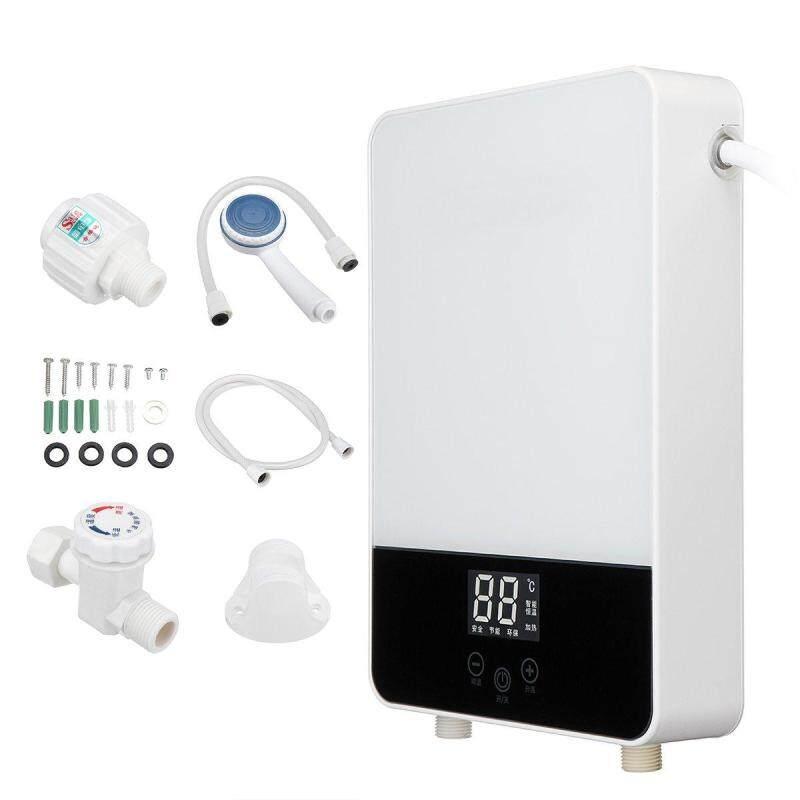 Bảng giá 6500 Wát Ngay Điện Tankless Nóng Phòng Tắm Nhà Bếp Chậu Tắm Vòi HOA KỲ Điện máy Pico