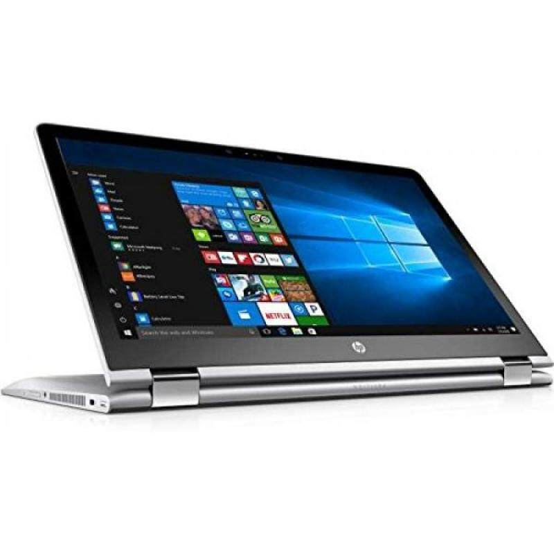 Newest HP 2-in-1 Convertible Pavilion x360 15.6 Inch Full HD Touchscreen Backlit Keyboard Flagship High Performance Laptop PC, Intel Core i5-7200U Dual-Core, 8GB DDR4, 256GB M.2 SSD, Windows 10 Home