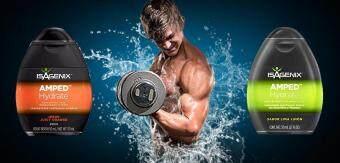 Isagenix Amped Hydrate Concentrate / Kosentrat - Juicy Orange