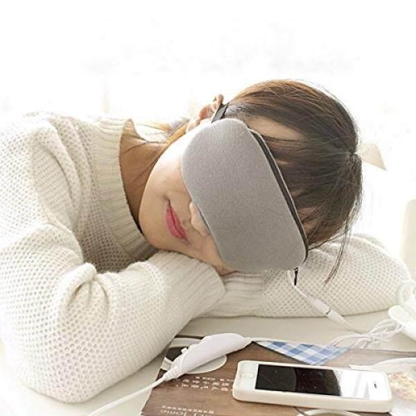 Eyes Masks & Pillows Grinigh Sleep Hot Steam Eye Mask with USB Heated Lavender Scented Eye