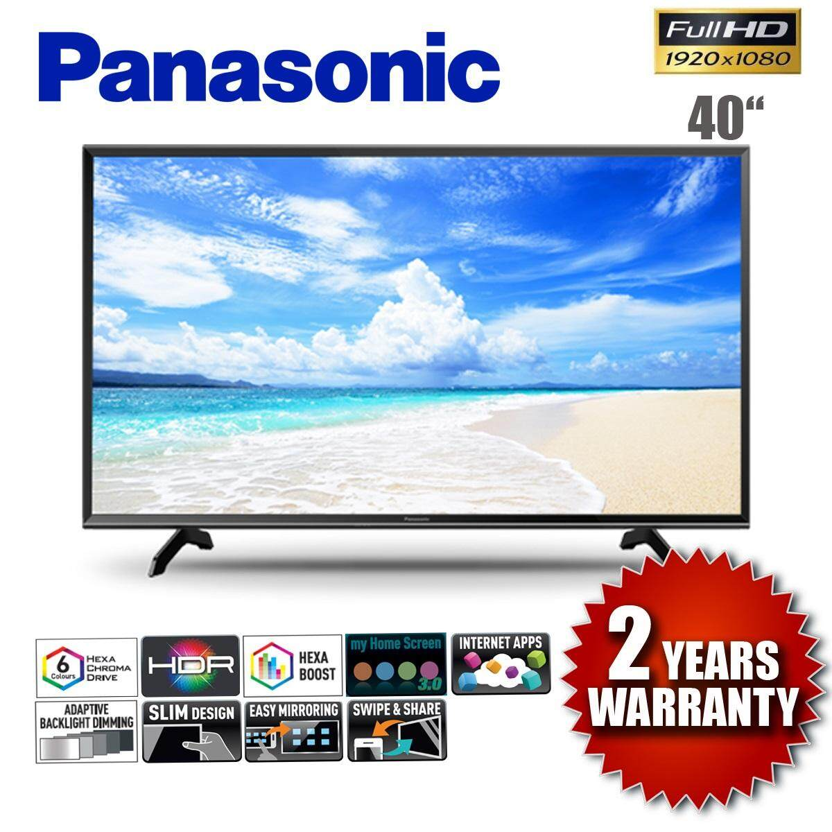 PANASONIC TH-40FS500K FULL HD LED SMART TV 2018 MODEL