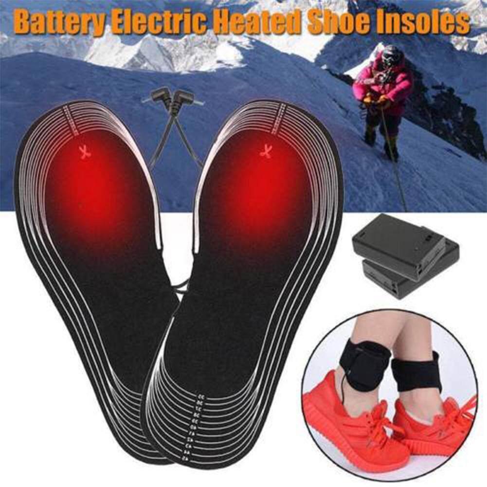 Bảng giá 1 Pin 4.5V Điện Chân Nóng Giày Boot Đế Lót Cách Nhiệt Nóng Sock Tuyết Chân Ấm