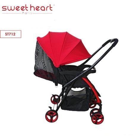 SWEET HEART PARIS ST712 REVERSIBLE HANDLEBAR STROLLER