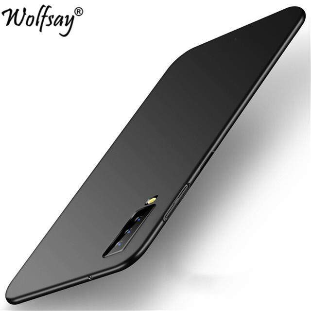 Ultra Slim Matte PC Hard Shell Cover For Case Samsung Galaxy A7 2018