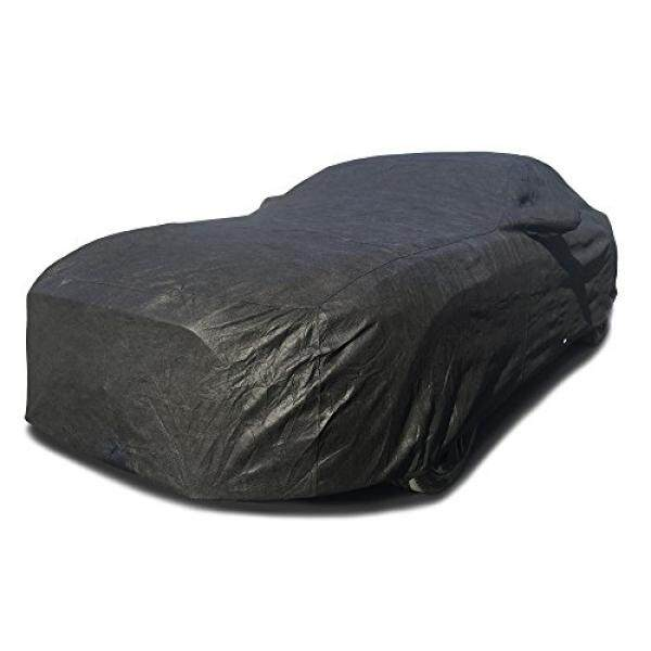 CarsCover Custom Fit 2015-2018 Ford Mustang V6 / Ecoboost / GT Car Cover for 5 Layer Ultrashield Black Covers - intl
