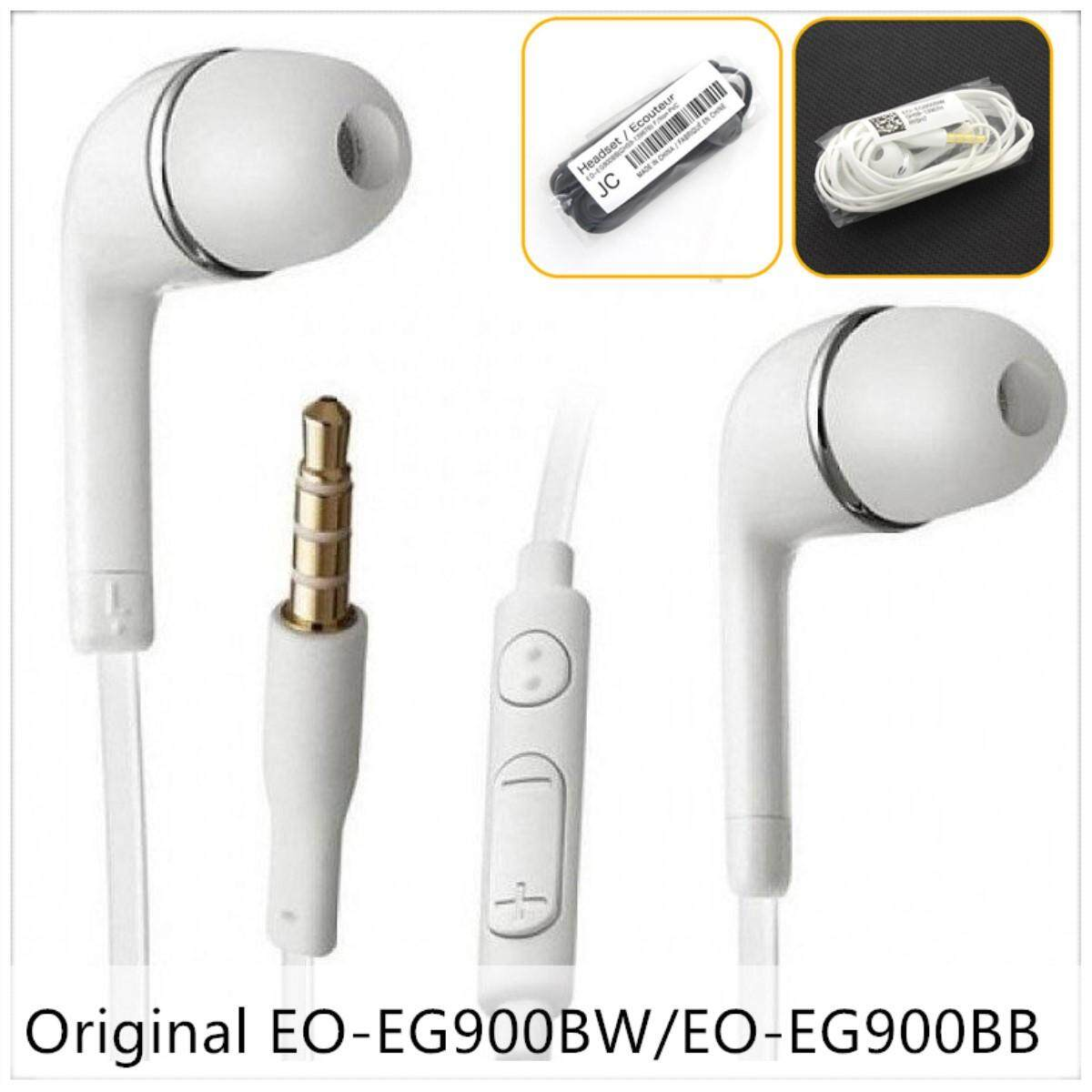 Samsung EO-EG900BW stereo in ear earphones for Galaxy Note and S3 S4 S5 S6