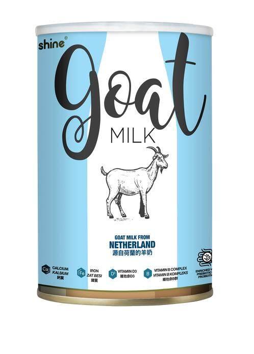 Shine Goat Milk 400g (1 Year & Above)