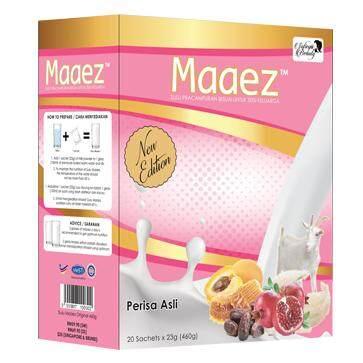 NEW PACKING Susu Maaez (20sachets)