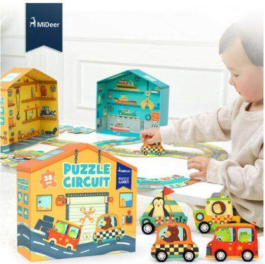 MiDeer Puzzle Circuit toys education
