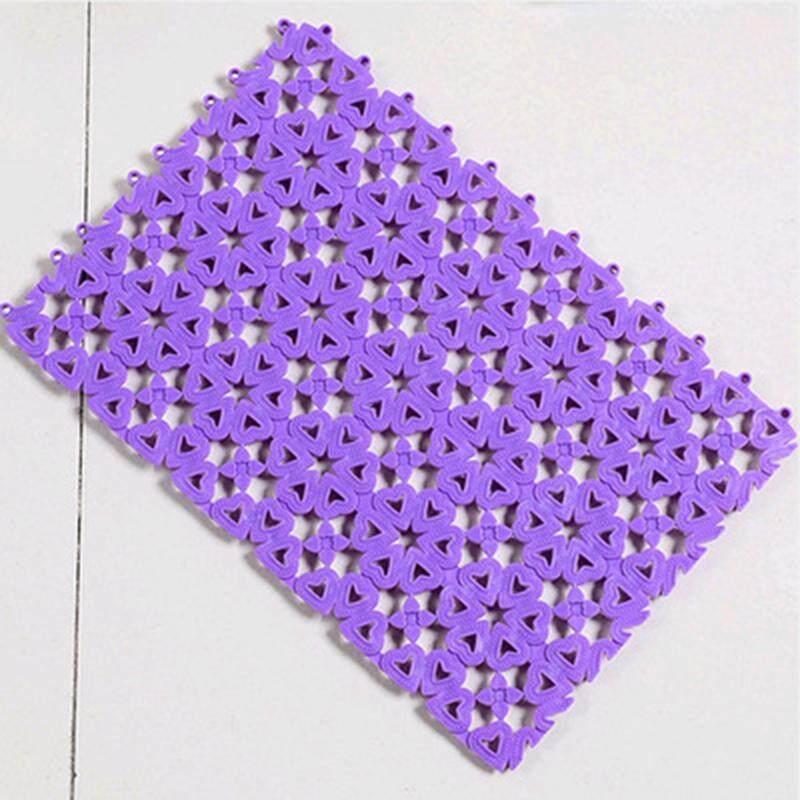 Clearance Penjualan 30X20 Cm Scalable Plastik Lantai Pijat Mandi Permadani Karpet Bak Mandi Alas Alat-Internasional