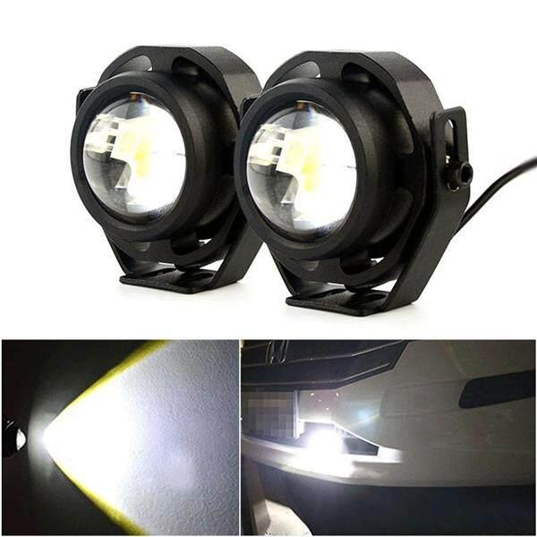 Running Shell Bright Waterproof Pickegg Super Eagle Daytime Backup Led Drl Eye Parkblack Fog 10w Car 2pcs Light Reverse Lamp UMGSqVzp